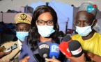 Lutte contre la COVID-19: Zahra Iyane Thiam rencontre les acteurs de l'Economie sociale et solidaire et les autorités territoriales de la commune des SICAP