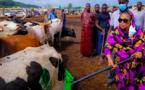 MAGAL 2020: SOKHNA AÏDA SALIOU de retour au Sénégal après un voyage au Mali (Vidéo)
