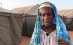 Vidéo-Reportage avec les sinistrés de Keur Massar logés dans des abris provisoires :  la déléguée desdits abris parle de confort et remercie les autorités