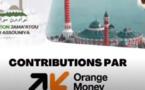 """Vidéo - Contribution par Orange Money:  """"170 millions 870.170 FCfa récoltés en 17 jours pour les travaux de la mosquée de Tivaouane """""""