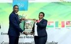 Visite de travail à Abidjan: Abdoul Ly, DG de l'ARTP, honoré et également parrain de la « promotion 2020 » de l'EMSP