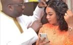Maoda Malick Mbaye et sa femme, un couple glamour...
