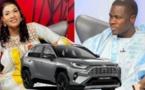Vidéo - Abdoulaye Diop Khass offre encore une Jaguar de 13 millions FCfa à Soumboulou
