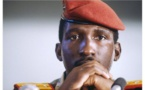 Burkina Faso : 33e anniversaire de la mort du Président Thomas Sankara