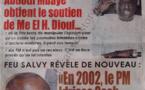 A la Une du Journal Rewmi du Samedi 22 décembre 2012