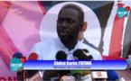 VIDEO/ « Octobre Rose » : Abdou Karim Fofana magnifie la détermination des populations de Sicap Rue 10
