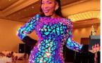 Las Vegas: Appréciez la robe glamour de Ndiolé Tall au Sénégal fashion week !