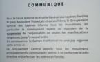 La communauté Layene ne va pas célébrer le Gamou cette année.