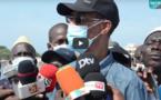 """Journée """"set-sétal """" à Soumbédioune: Le maire Ousmane Ndoye expose ses doléances"""
