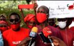 Thiès / Venus réclamer leurs 60 Millions à Talla Sylla: Les tailleurs prennent la fuite dès l'arrivée de la police