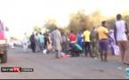 Urgent: Un accident grave s'est produit à l'entrée de Louga