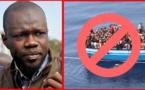 "VIDEO - Ousmane Sonko s'adresse aux jeunes : ""Boulène guène rewmi di dém Europe... Li am fi, amoul fofou..."""