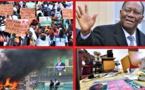 VIDEO - Les Ivoiriens boycottent les élections pour dire non au 3e mandat de Ouattara