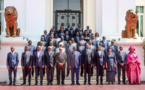 (PHOTOS): Premier Conseil des ministres du nouveau Gouvernement