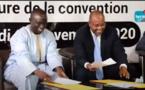 Signature d'une convention de partenariat entre La Poste et l'Iam : Pour accompagner La Poste dans la formation de ses agents et…