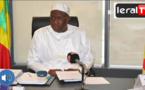 AUDIO - Passation de service: Les mots de remerciements de Mouhamadou M. Cissé au Président Macky Sall