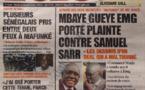 A la Une du Journal L'Observateur du mardi 15 janvier 2013