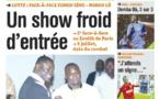 A la Une du Journal Tout Le Sport du jeudi 17 janvier 2013