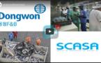 Vidéo - Scasa, première entreprise d'exportation de produits de la pêche, avec plus de 1100 employés