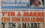 A la Une du Journal L'As du Samedi 19 janvier 2013