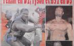A la Une du Journal Sunu Lamb du Samedi 19 janvier 2013