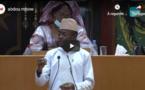 """Abdou Mbow: """"Monsieur le ministre, il faut que vous disiez aux gens quelles sont les contraintes qui empêchent l'atteinte de l'autosuffisance alimentaire..."""""""