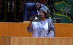 """Assemblée/ Mame Diarra Fam: """"Totaliser les erreurs de ce régime et les mettre sur le dos de WADE est une pure incohérence"""""""