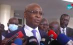 """Serigne Mbaye Thiam: """" Les critiques faites sur notre travail nous permettent de redoubler d'efforts """""""