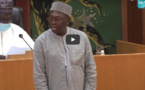 Assemblée nationale: Mamadou Lamine Diallo plaide pour un projet de loi contre le blasphème