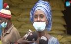 Projet d'Appui à la Sécurité alimentaire: Remerciements et témoignages de Mme Awa Ndiaye, une de ses bénéficiaires