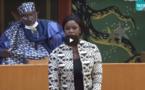 Assemblée nationale: Marième Soda Ndiaye invite le ministre Ndèye Saly Diop Dieng à marquer son empreinte...