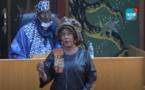 Vote du budget : Mame Diarra Fam salue le travail de Ndèye Saly Diop Dieng et l'oriente aussi vers la Diaspora