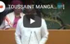 Toussaint Manga invite le Ministre Moustapha Diop, à mettre en place une industrie pharmaceutique
