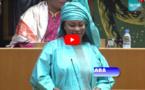 Vote du budget: Aïssatou Sarr Bâ recadre les députés et veut des éclaircissements sur le nombre d'emplois crées par le secteur de l'industrie