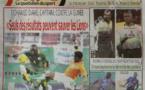 A la Une du Journal Stades du vendredi 08 février 2013