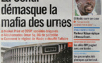 A la Une du Journal  EnQuête du mardi 19 février 2013