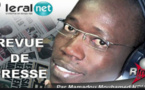 Revue de presse de RFM du lundi 28 décembre 2020 avec Mamadou Mouhamed Ndiaye