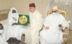 Université de Touba: Dernière étape de la visite de la délégation marocaine, avant d'être reçue par le Khalif Générale des Mourides...