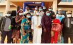 Lutte contre le coronavirus: Le Dg de L'Artp, Abdoul Ly reçoit la Cojer de Matam