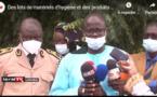 Lutte contre la Covid-19 en milieu scolaire: Des lots de matériels d'hygiène et des produits alimentaires offerts aux établissements de Niomré