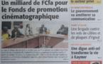 A la Une du Journal Le Soleil du mercredi 13 mars 2013