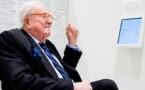 People :  Jean-Marie Le Pen s'est  marié à  92 ans à une « jeune fille de…»