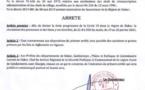 Couvre-feu, interdiction de manifestation… : voici les arrêtés des gouverneurs de Dakar et Thiès