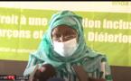Dons de Enda Diapol: Mme Dieng Arame Yalli Fall, Principale du Cem de Diélerlou Sylla promet de meilleurs résultats
