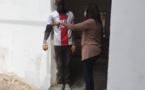 Sortie sociale de la Secrétaire d'Etat au logement Mme Victorine Ndeye au Lycée Lamine Gueye de Dakar