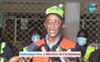 Déguerpissement nocturne: le ministre Abdoulaye Sow ratisse Dakar et renforce ses collaborateurs