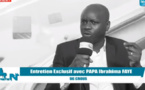 """Pape Ibrahima Faye, Crous: """"Les étudiants ont l'habitude de mettre la pression sur l'Etat, mais..."""""""