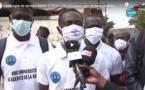 Campagne de sensibilisation à l'Ucad: Des masques, gels et flyers distribués aux étudiants