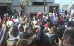 Vidéo: Revivez les temps forts du rassemblement des militants de Sonko devant son domicile !