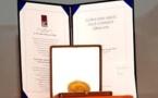 Projet de communiqué de presse:« Prix Kéba Mbaye pour l'Ethique 2012 »